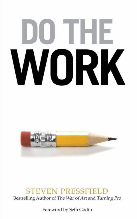 Men's Books - Do the Work