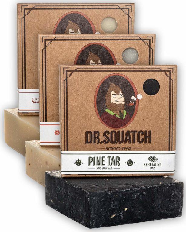 Men's Soap - Dr. Squatch