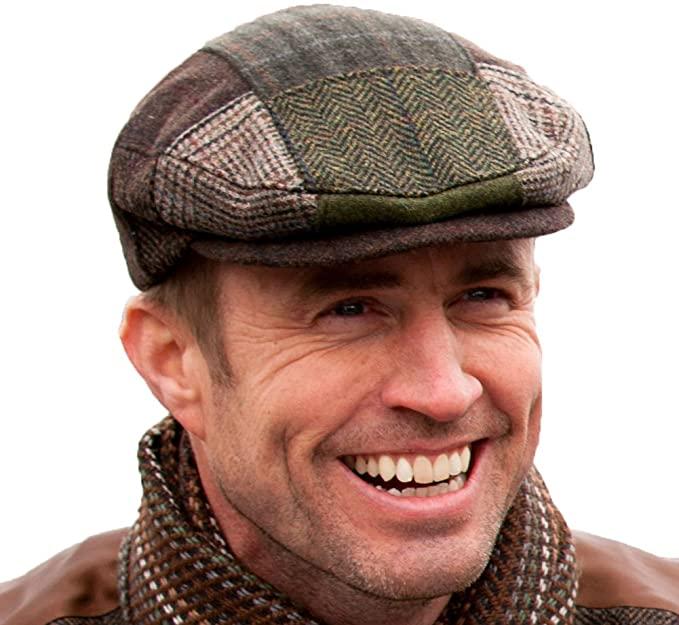 Mens Irish Flat Cap