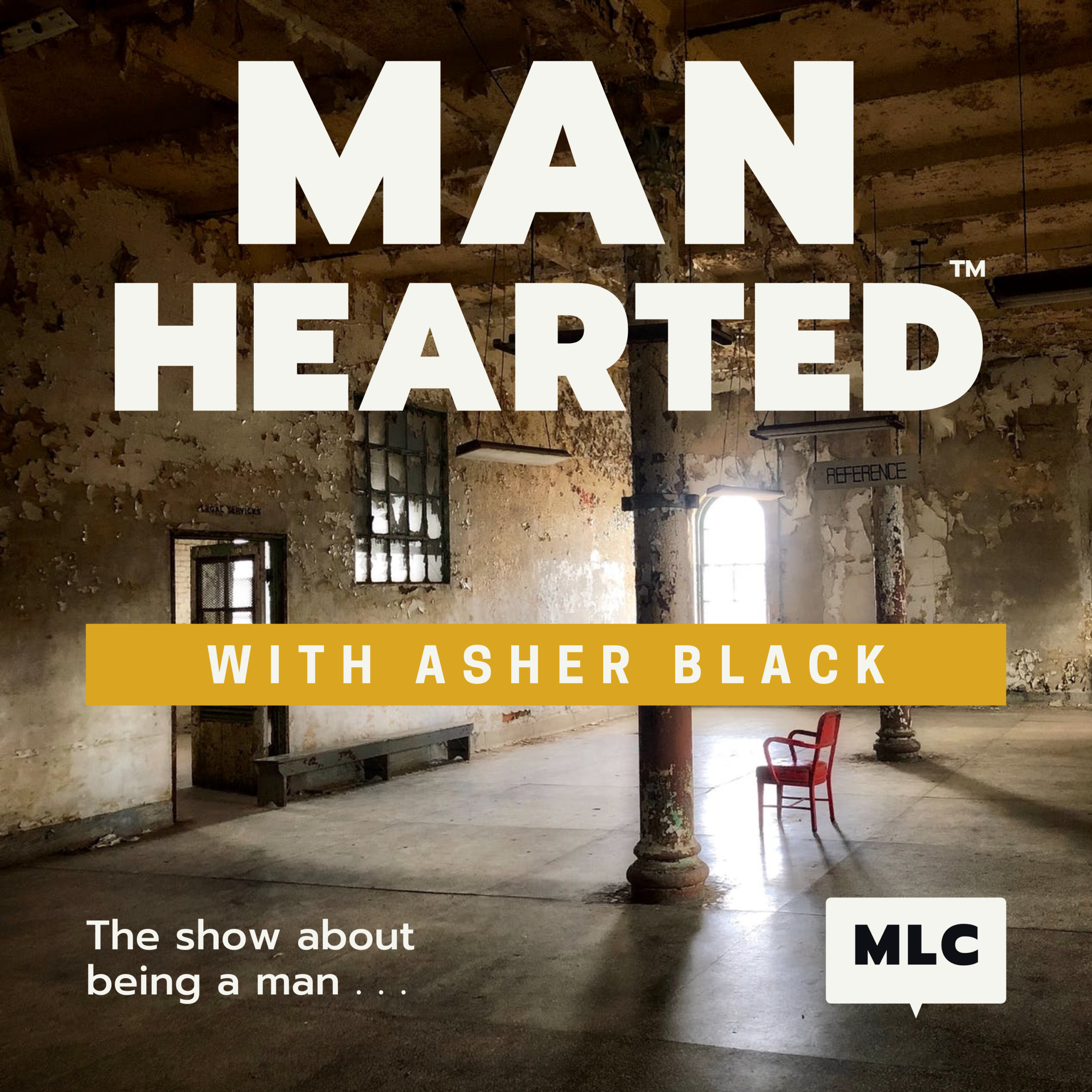 Manhearted Podcast Cover