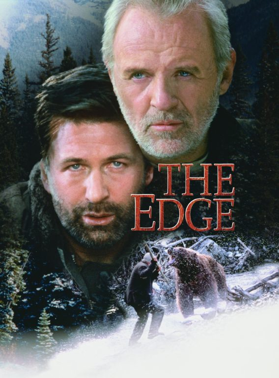 Men's Books on Survival - The Edge